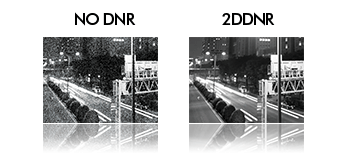 2D DNR : Digital Noise Reduction