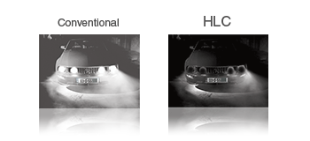 HLC : High light Compensation
